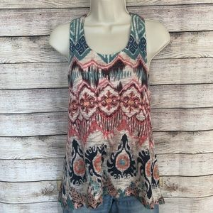 Ginger G Small Knit Tank Top